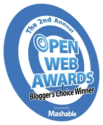 bloggers choice award