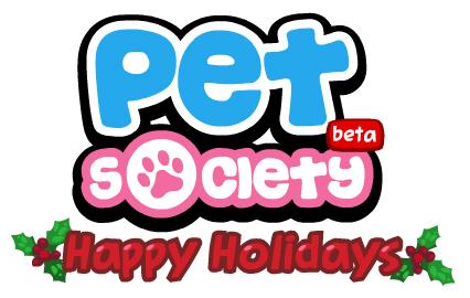 Happy Holidays From Pet Society!