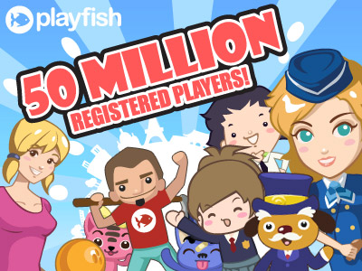 50 million players