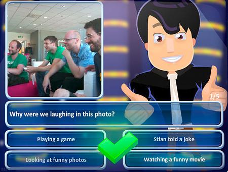 Quiztastic! Social Game