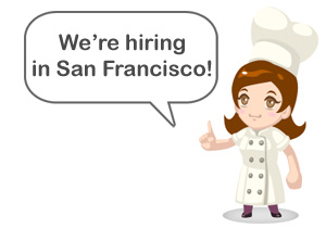 We're hiring in San Francisco!