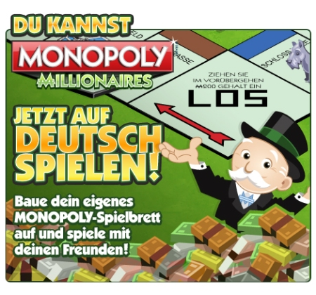 MONOPOLY Millionaires Jetzt Auf Deutsch Spielen!